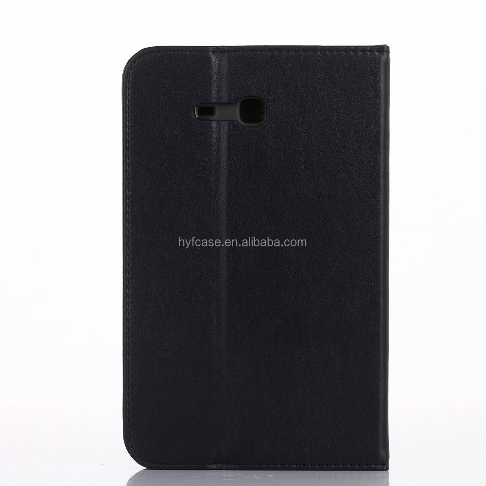 China factory manufacture 7 Inch Tablet Case PU Leather Cover For Samsung Galaxy Tab 3 7inch T110 with cardholder