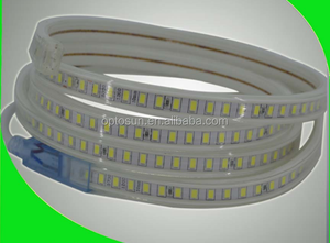164 feet roll warm white High Voltage flexible led strip light 5050 SMD Distributor