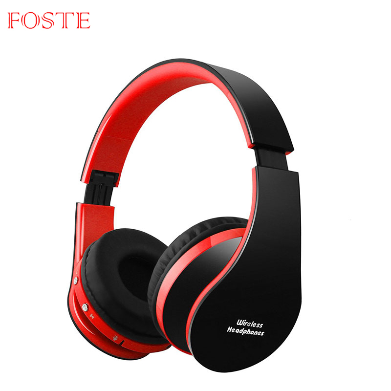 Wholesale Oem Foldable Gaming Headset Stereo Earphone Over Ear Noise Cancelling Cheap Wireless Bluetooth Headphones