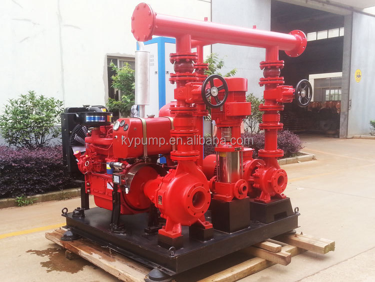 Fire Pump Hose & 1 This Is A 5250-gpm NFPA 1901 Rated Pump