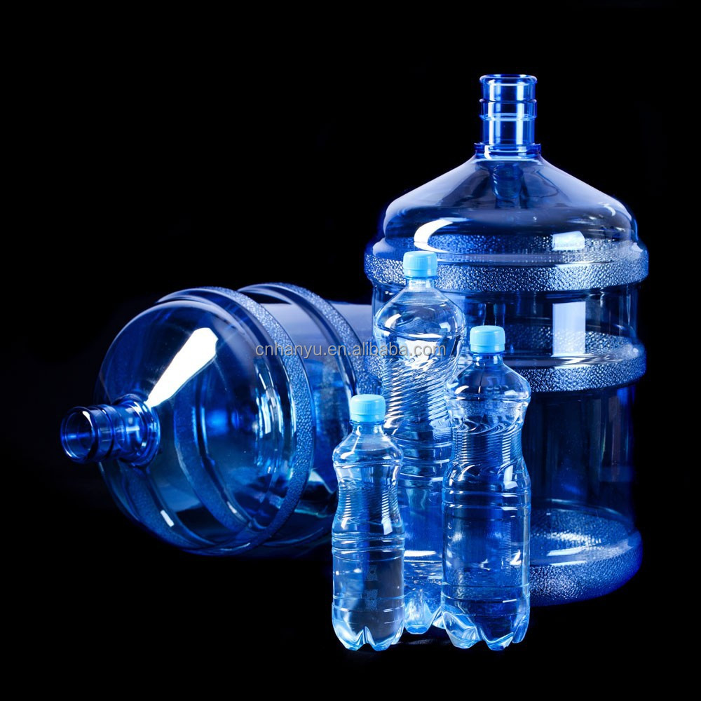5 gallon plastic bottle