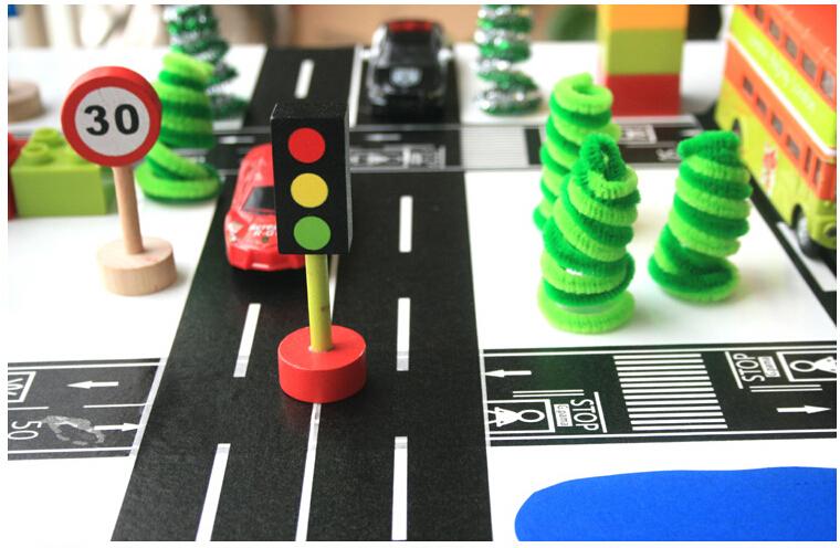 Free Sample Japan Washi Security Road Tape For Kindergarten Kids ...