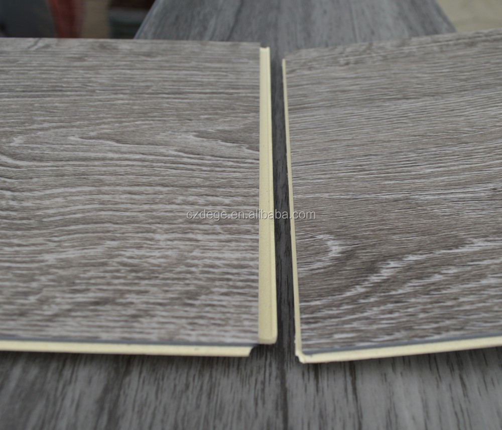 High Quality Wpc Indoor Flooring Water Resistant Laminate