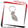 High Grade Promotional/Wedding Gifts , Fished Shaped Metal Key Chain