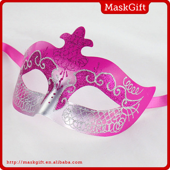 Popular fashion plastic eye mask for woman in high quality