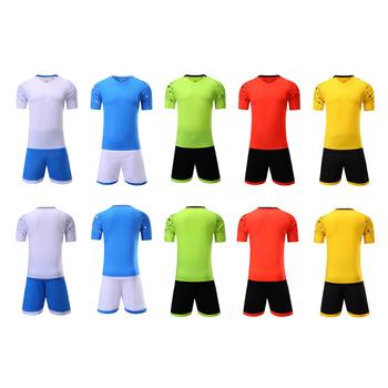 2bc7f5607 sport equipment wear custom sublimation blanks football jersey new design youth  soccer uniform hot sale club