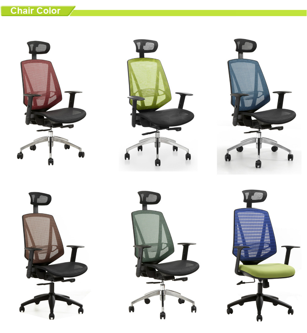 High Back Executive Office Chair Clip Art