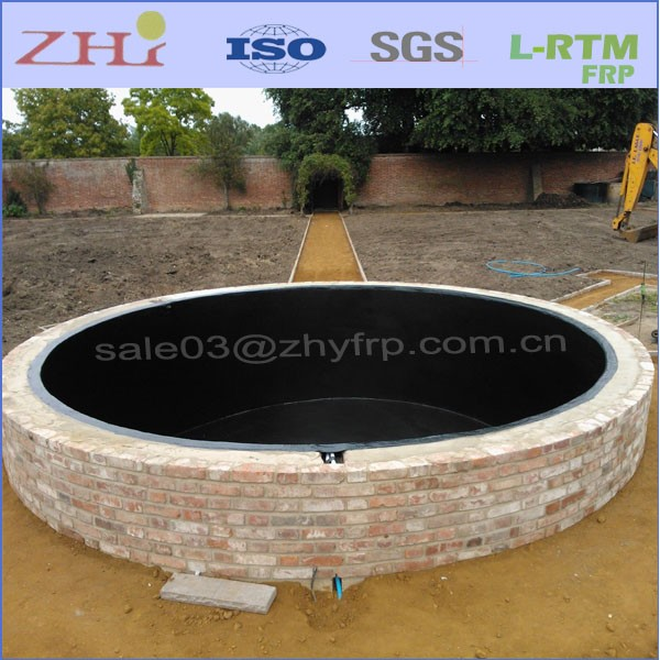 Rectangle Round Curved Preformed Pond Liner Buy