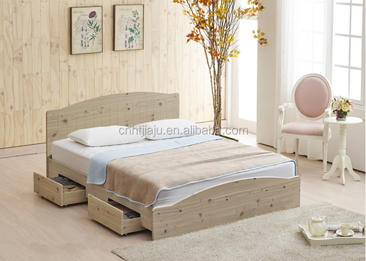 High Quality Modern Wood Bed Designs,design Furniture Bedroom Single Bed,use  For Home Part 28