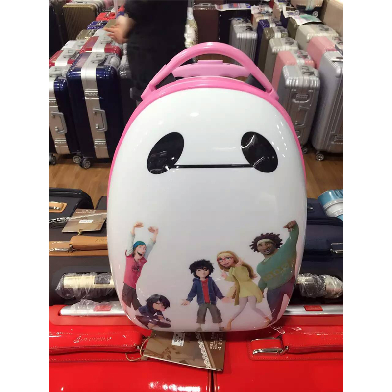 Hot selling cheap trolley school bag pc luggage bag kids scooter bag