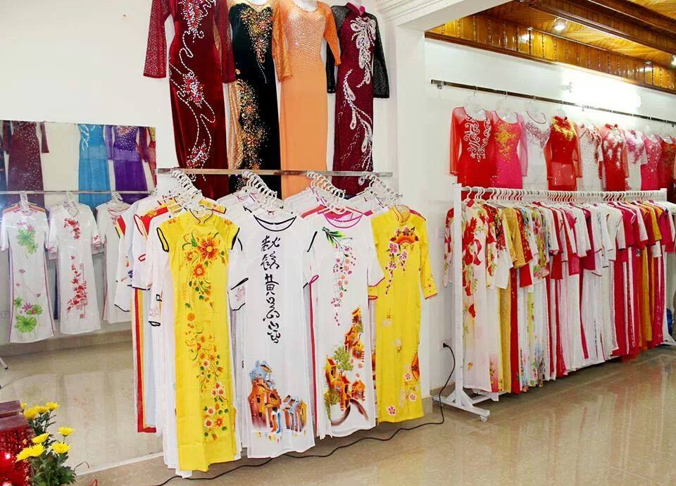 Ha Phuong Ao dai - cheapest price and highest quality in Hanoi