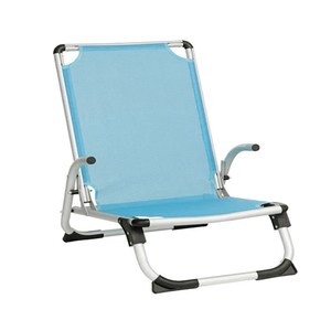 Outdoor furniture portable camping beach aluminum travel lightweight folding chair metal