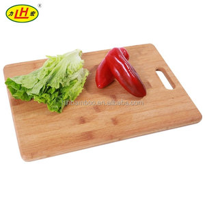 Reliable quality promotion personalized bamboo cutting board with drawer