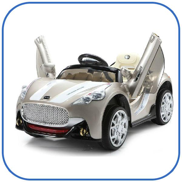 Nieuwe Coole Kinderen Elektrische Auto Ce Goedkeuring Elektrische