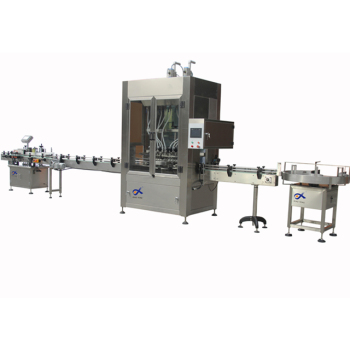 Small perfume glass bottle filling and capping machine