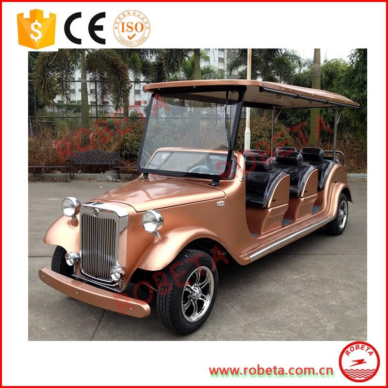 New Design Electric Golf Cart Classic/electric Car