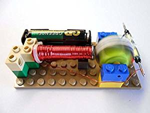 Buy Simple Electric Reed Switch Motor Kit #11 - DIY Science Projects ...