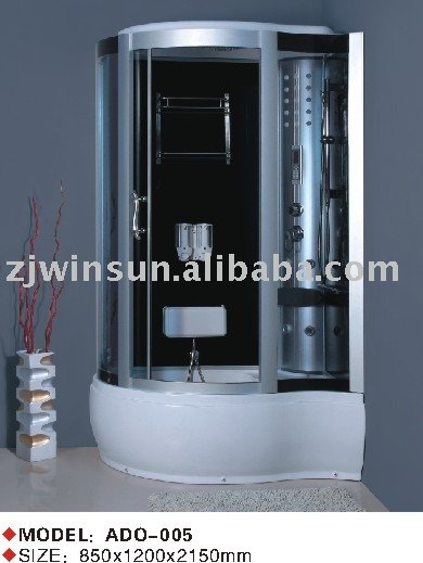 Luxurious Computerized Steam Shower Room ( ADO-005)
