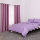 bedding use single/double/king/super king size fitted bed sheet set