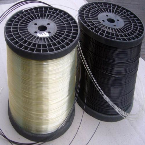 White vineyard polyester monofilament wire for greenhouse