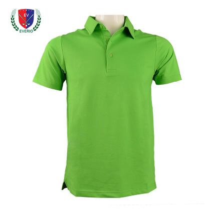 Factory Custom Lemon Green Blank Polo Sweat Proof Shirt Suits