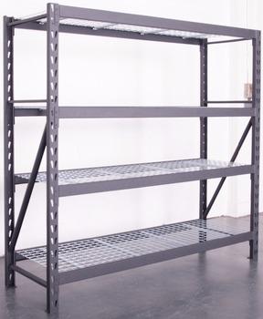 Adjustable Bolted Metal Storage Racks longspan warehouse shelves & Adjustable Bolted Metal Storage Racks Longspan Warehouse Shelves ...