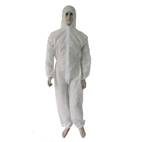 safety product health care disposable Polypropylene Coveralls
