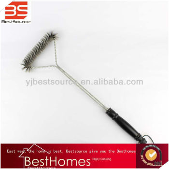 18 inch cleaning bbq brush with pp handle with steel wire Grill brush /Amazon product