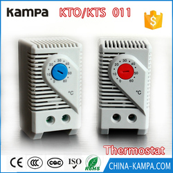 KTS011 Mini Temperature Controller Connect with Fan normally open (No) Type Thermostat (0~60 degree)