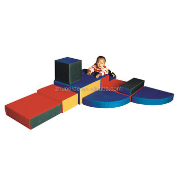 Welp Indoor Milieuvriendelijke Peuter Foam Klimmen Speelgoed,Spons ZE-56