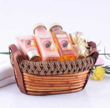 Groothandel Bad En Body Gift Set Manden Met Douche Gel, Body Lotion, Bad Fizzer-462114703