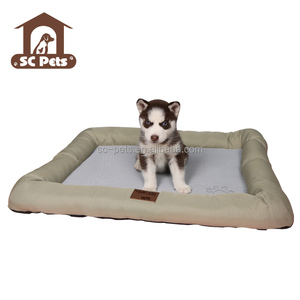 Durable and cooling bed dog pet mats