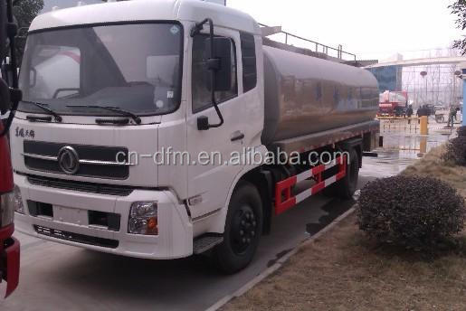 Dongfeng 6x4 Water Tank lorry Truck/Milk Transport Tank