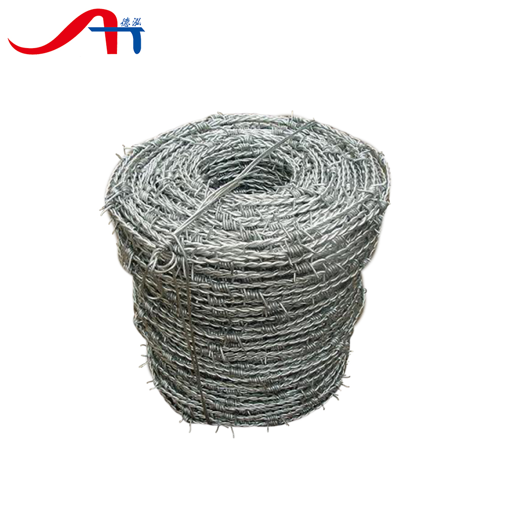 Plastic Double Barbed Wire, Plastic Double Barbed Wire Suppliers and ...