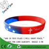 Wholesale Bible Verse Christian Silicone Rubber Wristband Wrist Band Bracelet