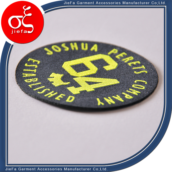 customed garment flag patch