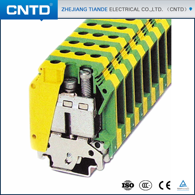 CNTD Unique Products To Sell Universal General Ground Earthing Terminal Block