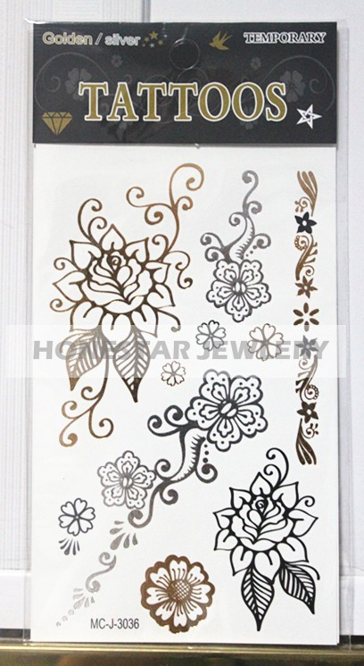 HONESRAR High Quality Long Lasting Customized Temporary Tattoo Fake Tattoo
