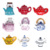 New Arrival Hot Sale Teapot Shaped Custom 3D Fridge Magnet For Home Decor