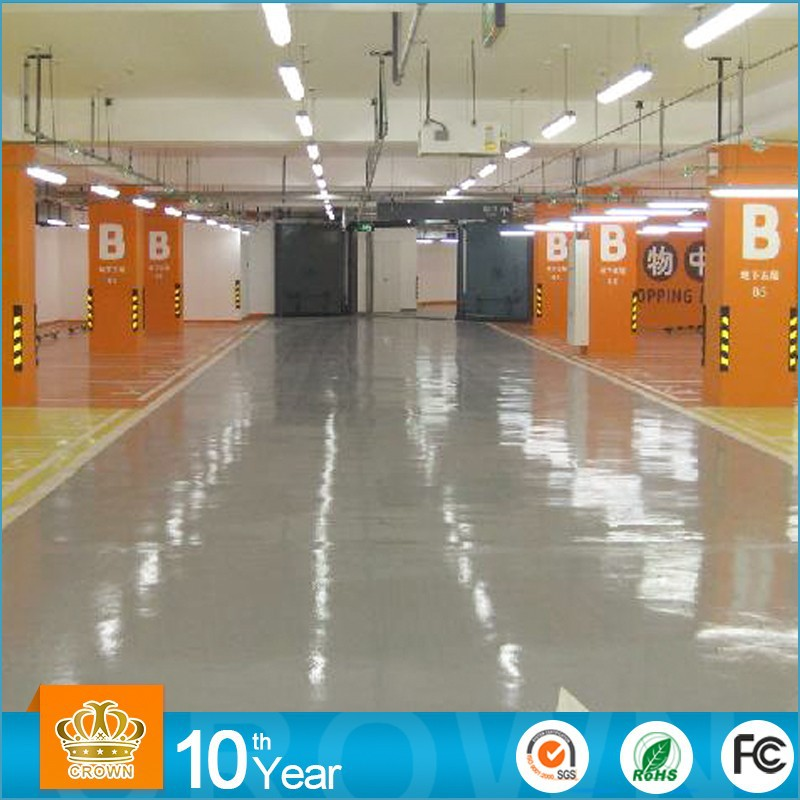 Crown Paint China Manufacturer- Self Leveling Epoxy Floor Paint ...