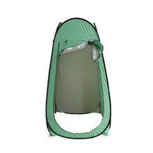 Waterproof Windproof Canvas Tent For Camping Changing