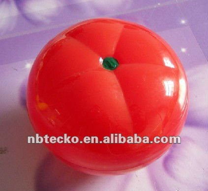 Tomata shape plastic fruit fresh box
