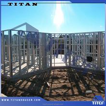 Niedriger Preis Metall Stahlkonstruktion Rahmen Für Baukasten