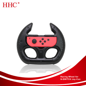 Hot Selling Mario Kart Steering Racing Wheel for Nintendo Switch Joy-con Controller China Factory