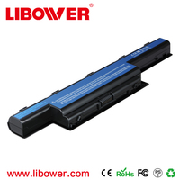 Reliable China Factory Supplier OEM/ODM High Quality 11.1V 5200mAh Laptop Battery Black Case For Ace 4741