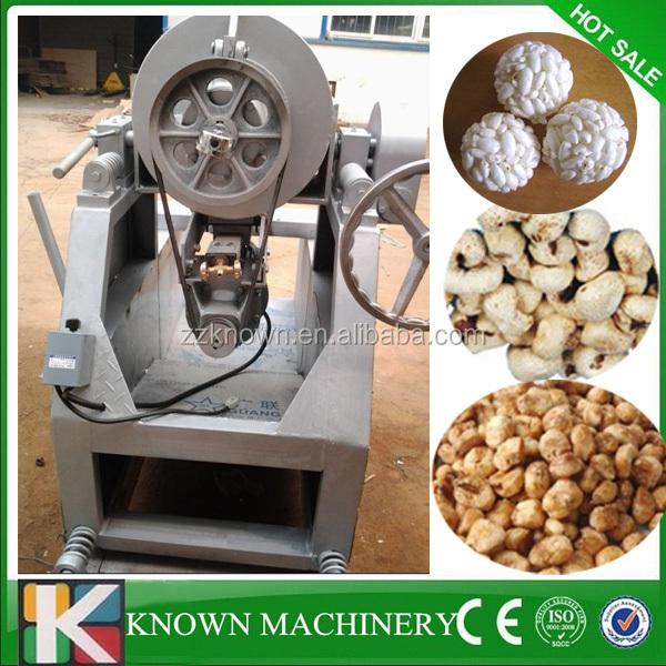 puffed rice machine