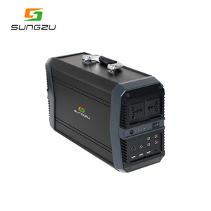 2018 Portable AC Power Source 500W Pure Sine Wave Generator AC 110V~240V