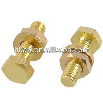 Garden Furniture Bolts china high quality custom garden furniture hex head nuts thread