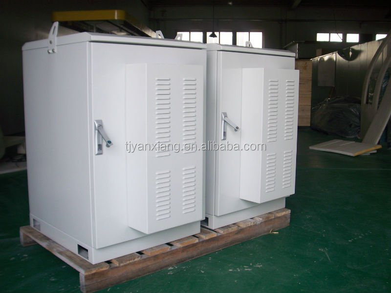 SK-30 Aluminum outdoor cabinet /electrical metal enclosure with lock/storage equipment case with other accessory