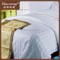 100% cotton 200T bed sheet sets for Hostel